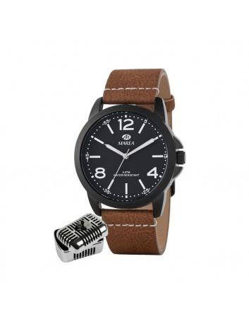 Reloj Marea Hombre B41218/2 Manuel Carrasco Correa Piel