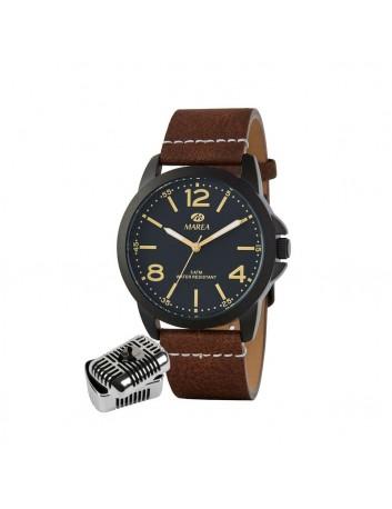 Reloj Marea Hombre B41218/3 Manuel Carrasco Correa Piel