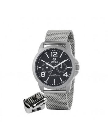Reloj Marea Hombre B41221/2 Manuel Carrasco Multifunción Armis